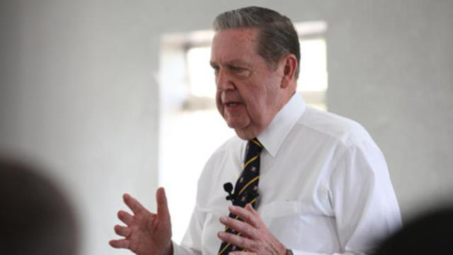 Saints in Africa - Elder Holland